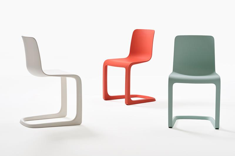 vitra chairs sustainability vitra jasper morrison barber osgerby tip ton re evo-c release information details