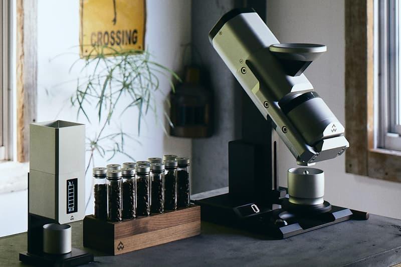 EG-1 Weber Workshop ONYX Flat Burr Grinder ULTRA burrs by SSP Bean Cellar cafe japan coffee espresso Latte
