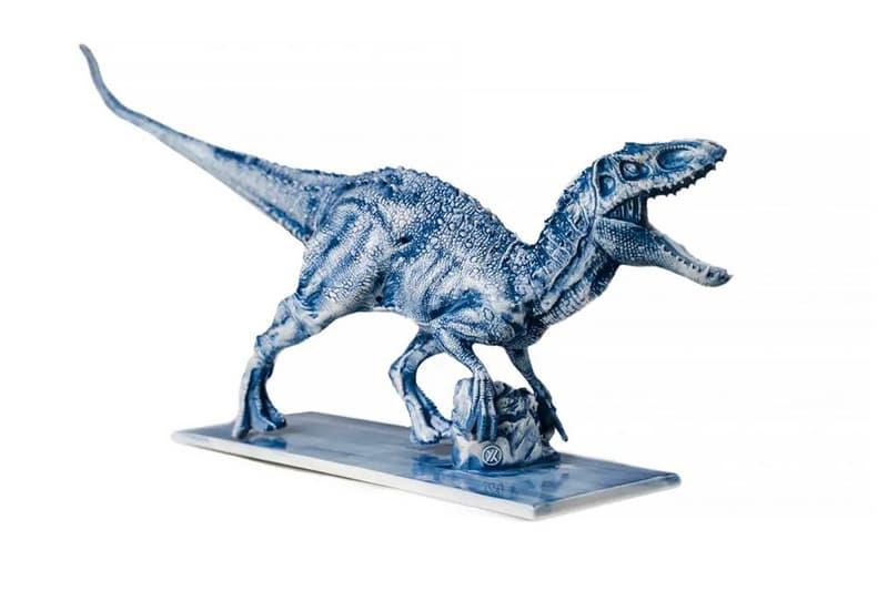 YEENJOY STUDIO Jurassic World Indominus-Rex Incense Chamber Universal Pictures Dinosaurs T-Rex Movies films