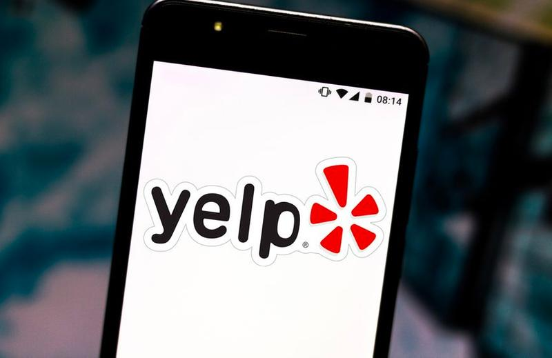 Yelp Business Accused of Racist Behavior Alert announcement blm blacklivesmatter black lives matter