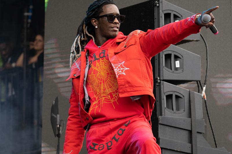 Young Thug Teases Slime Language 2 Release date thugger ysl