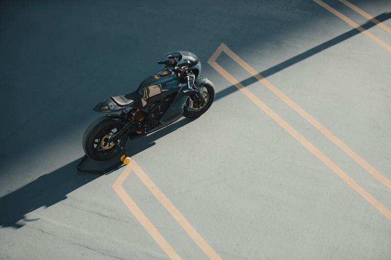 Zero Motorcycles SRS All Electric Powered Motorcycle Deus ex Machina Custom Build Woolie HYPEBEAST Automotive Car Club