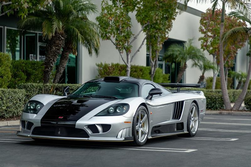 2007 Saleen S7 LM 158-Miles American Muscle Car Hypercar Speed 240 MPH 7-Liter V8 Power Performance Dynamic Tuned Custom Build Bring a Trailer Auction for sale