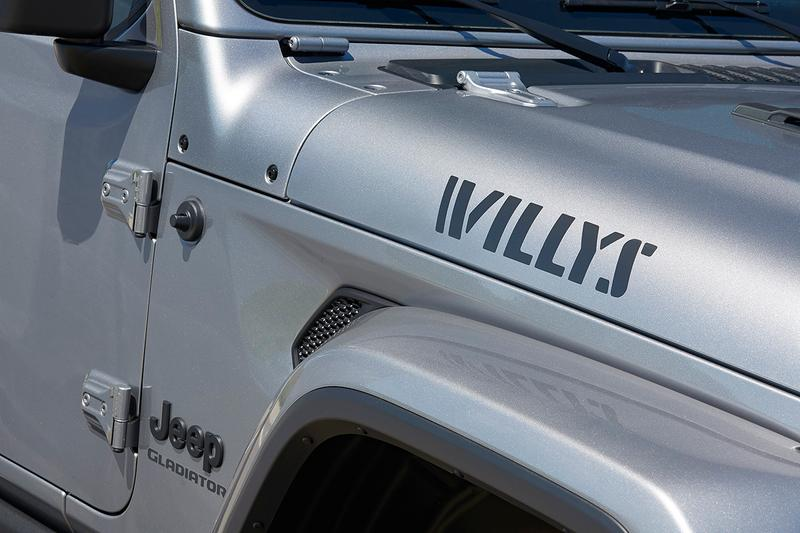 """2021 Jeep Gladiator """"Willys Edition"""" Launch Information 4x4 SUVs USA American Trucks Off Road Mud Terrain Tires Limited Slip Differential Pentastar V6 Engine Power Performance Speed Capabilities"""