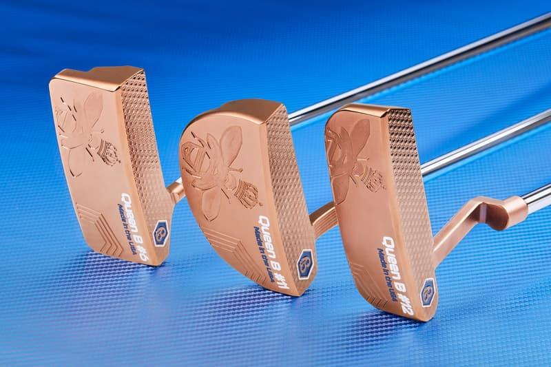 Bettinardi Golf Putters Studio Stock  Queen B Inovai Putters Milling Technologies Robert Bettinardi Sam Bettinardi