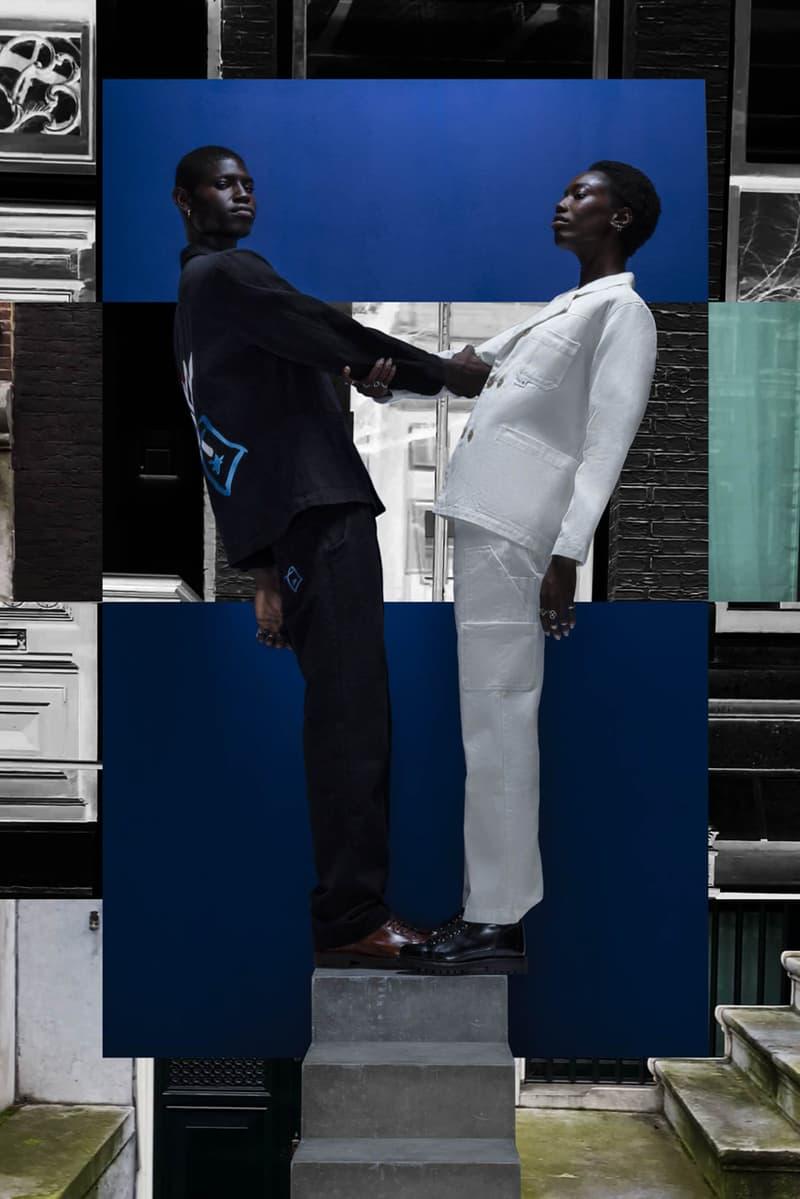 daily paper bonne suits collaboration release
