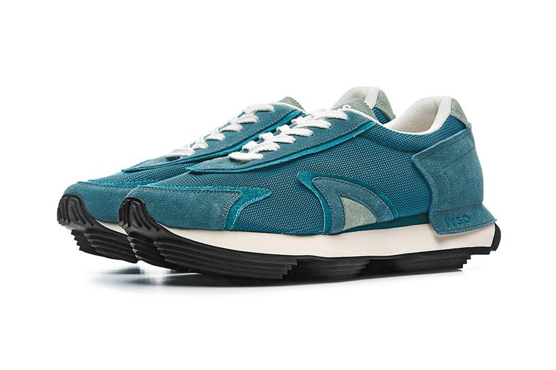 IYSO South Korean sneaker brand HBX release information mercury halo space pink natural white teal