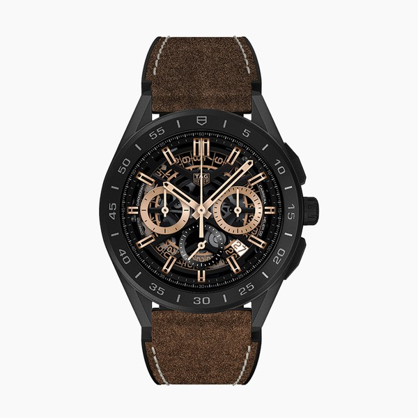 TAG Heuer Connected With 'Synopsis' Watch Face