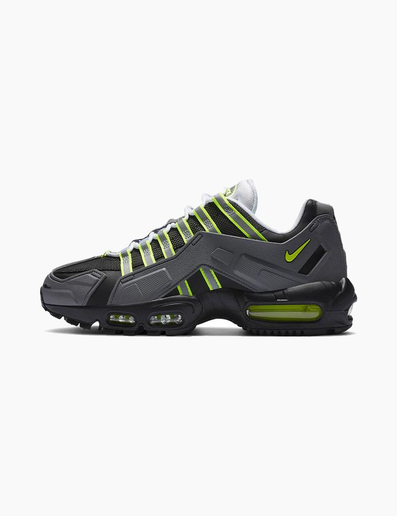 "Nike Air Max 95 NDSTRKT ""Neon"" Release 2020 Where to Buy"