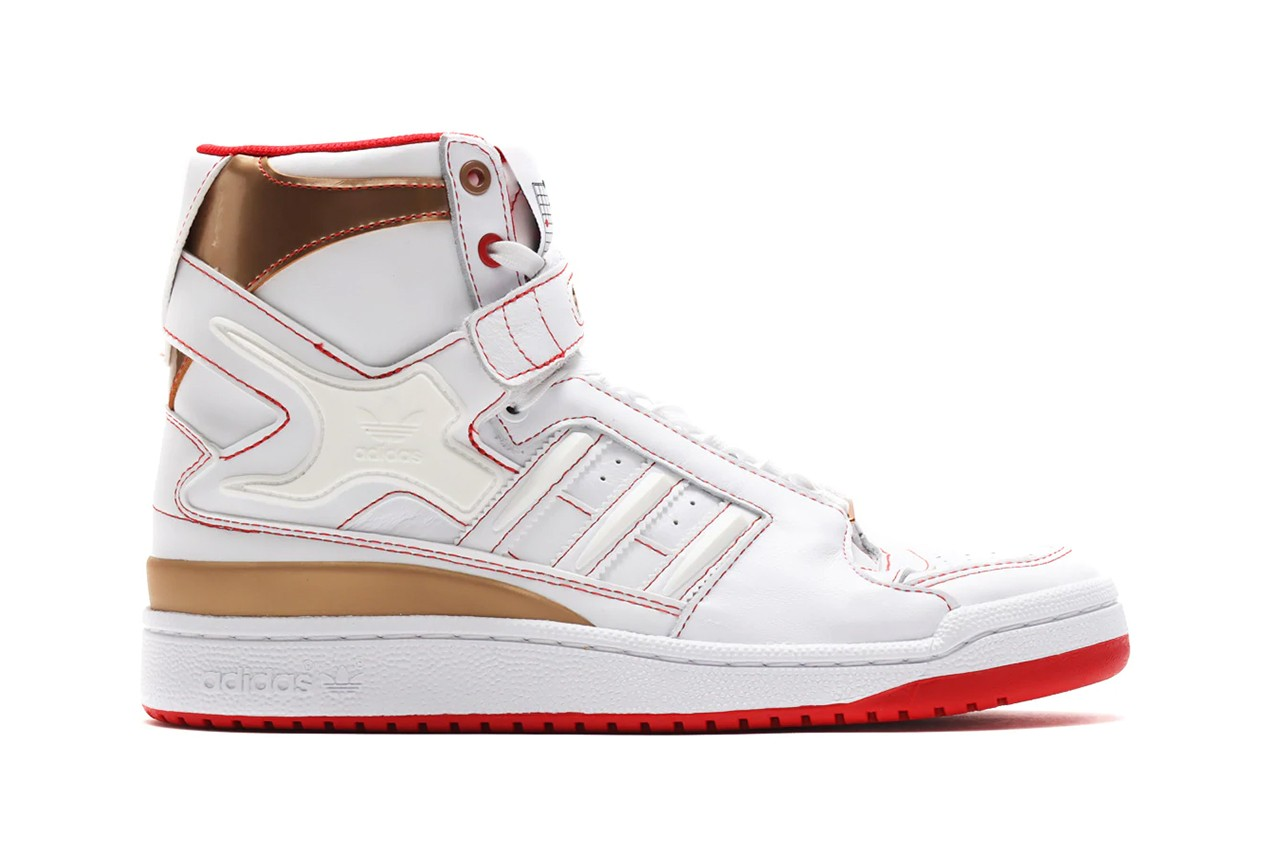 adidas forum Xiangqi white red green white iridescent H04236 h04198 release info photos