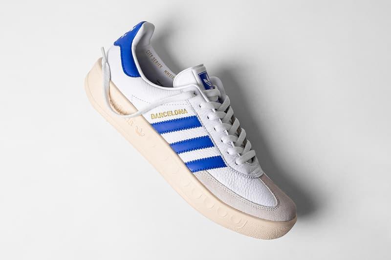 adidas originals city series barcelona release information hanon fv1195 royal blue white details