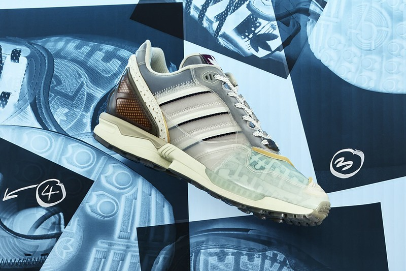 adidas Originals Gives Its ZX 6000 an X-Ray
