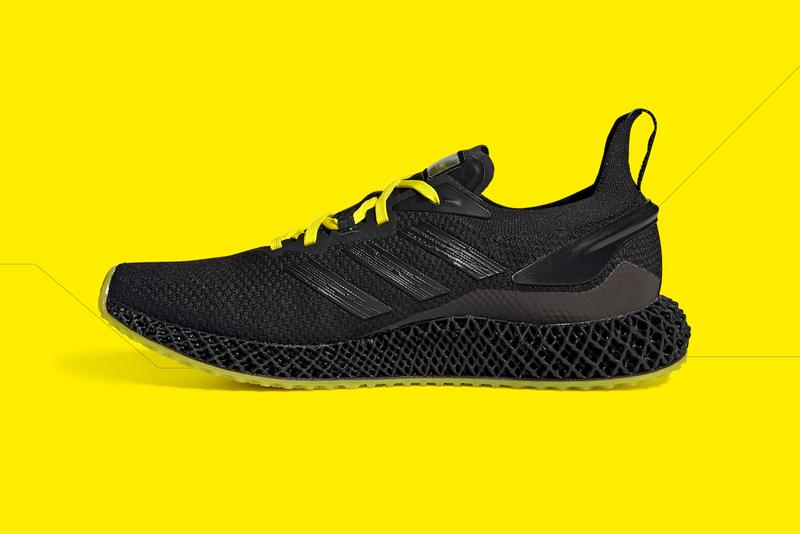 adidas x9000 Cyberpunk 2077 Collection Keanu reeves shoes kicks footwear sneakers gaming 4d outsole printed X90004D  adidas X9000L4
