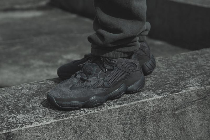 Adidas restock yeezy 500 utility black restock release when do they drop where to buy them 2020 new release how much