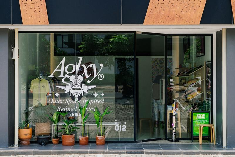 Ageless Galaxy Flagship Store Opening and Interview Jakarta Indonesia Streetwear Brand Tamish Giorgi