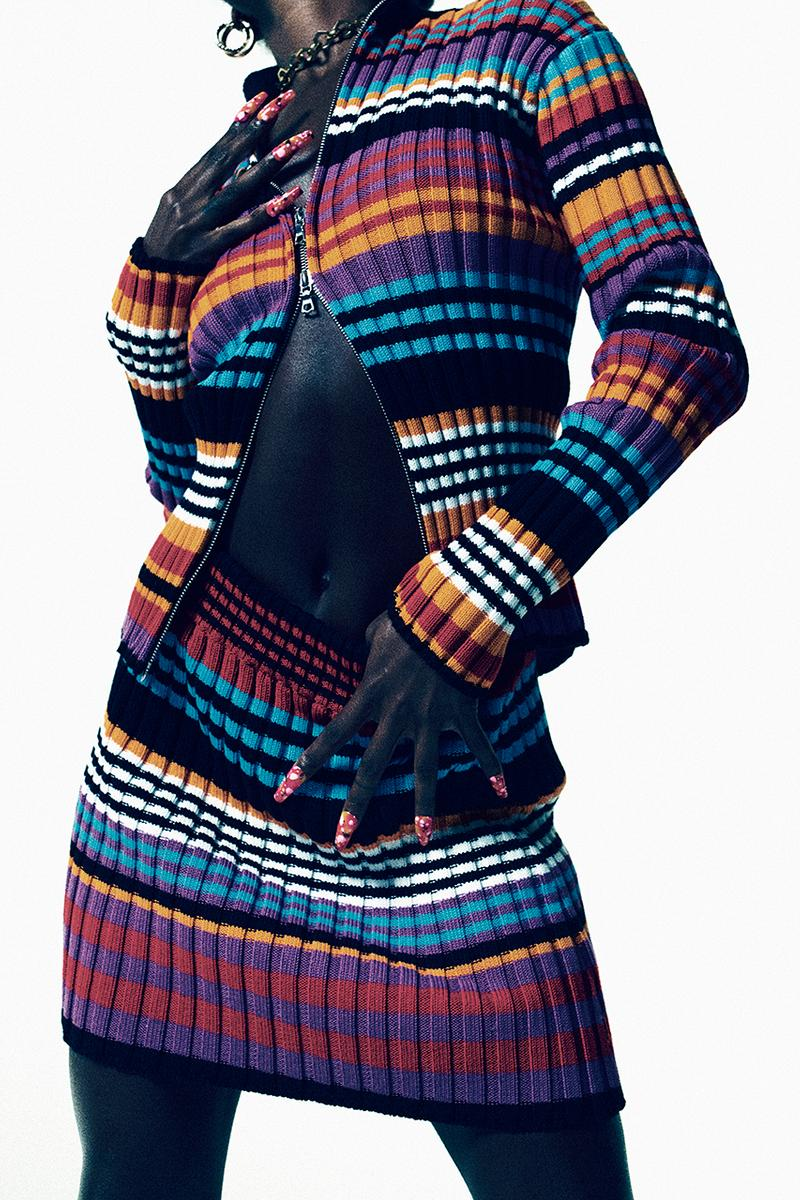 agr alicia robinson agr knitwear fall winter 2020 release information mohair details