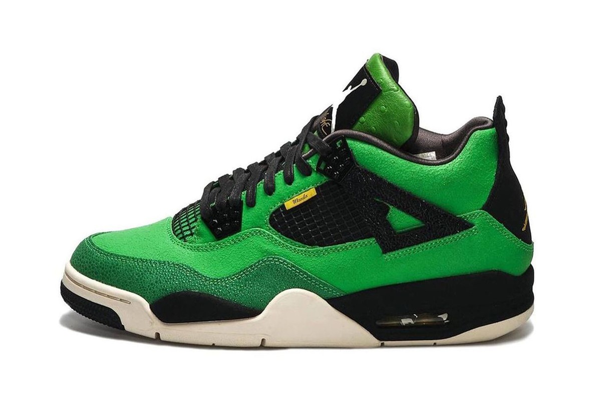 """This Air Jordan 4 Retro """"Manila"""" Is Limited to Just 150 Pairs"""