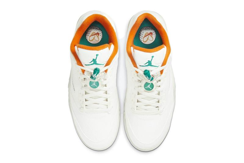 air jordan five golf lucky good sneakers shoes footwear kicks