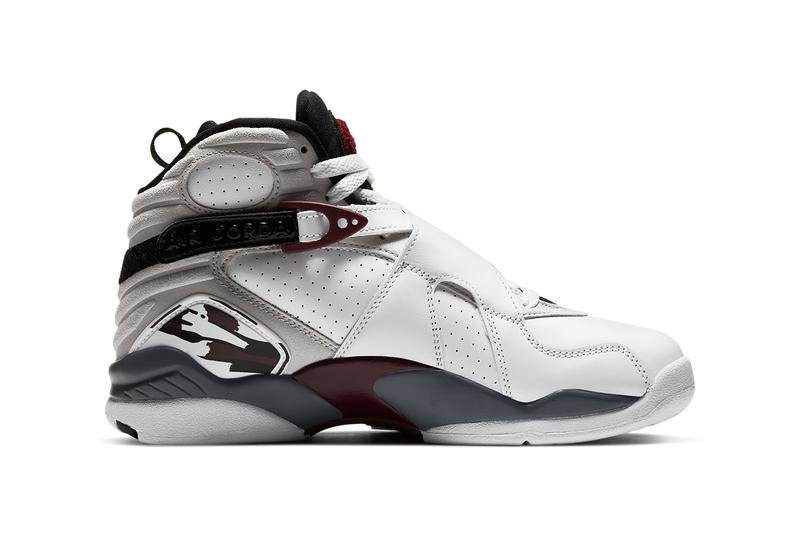 air jordan brand 8 burgundy womens white black neutral grey deep CI1236 104 official release date info photos price store list buying guide