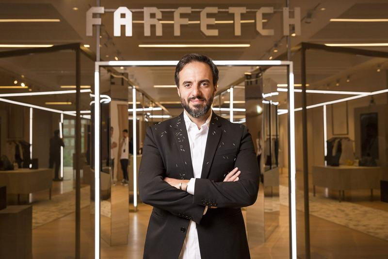 Alibaba Reportedly Weighing Farfetch Investment richemont china fashion venture partnership share stock prices