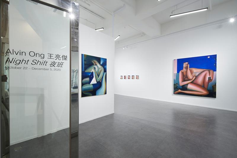 alvin ong night shift mine project exhibition