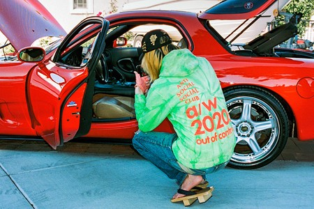 """Anti Social Social Club FW20 Is """"Out of Control"""""""
