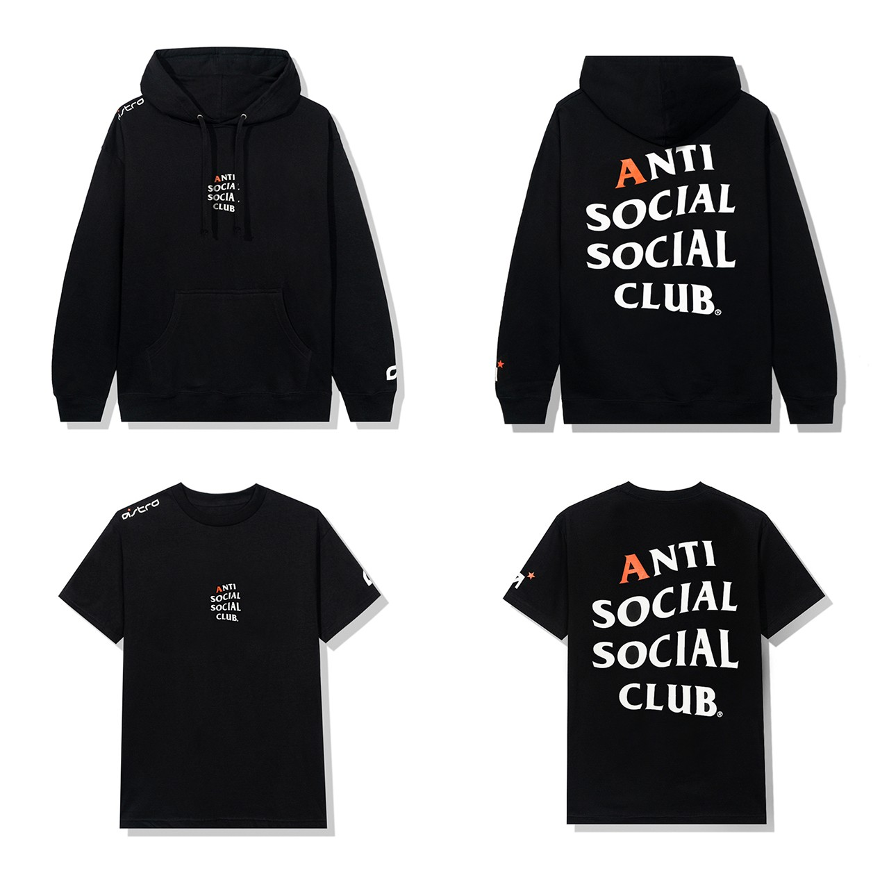 Anti Social Social Club FW20 Collection Lookbook fall winter 2020 out of control clothing hoodie release date info buy