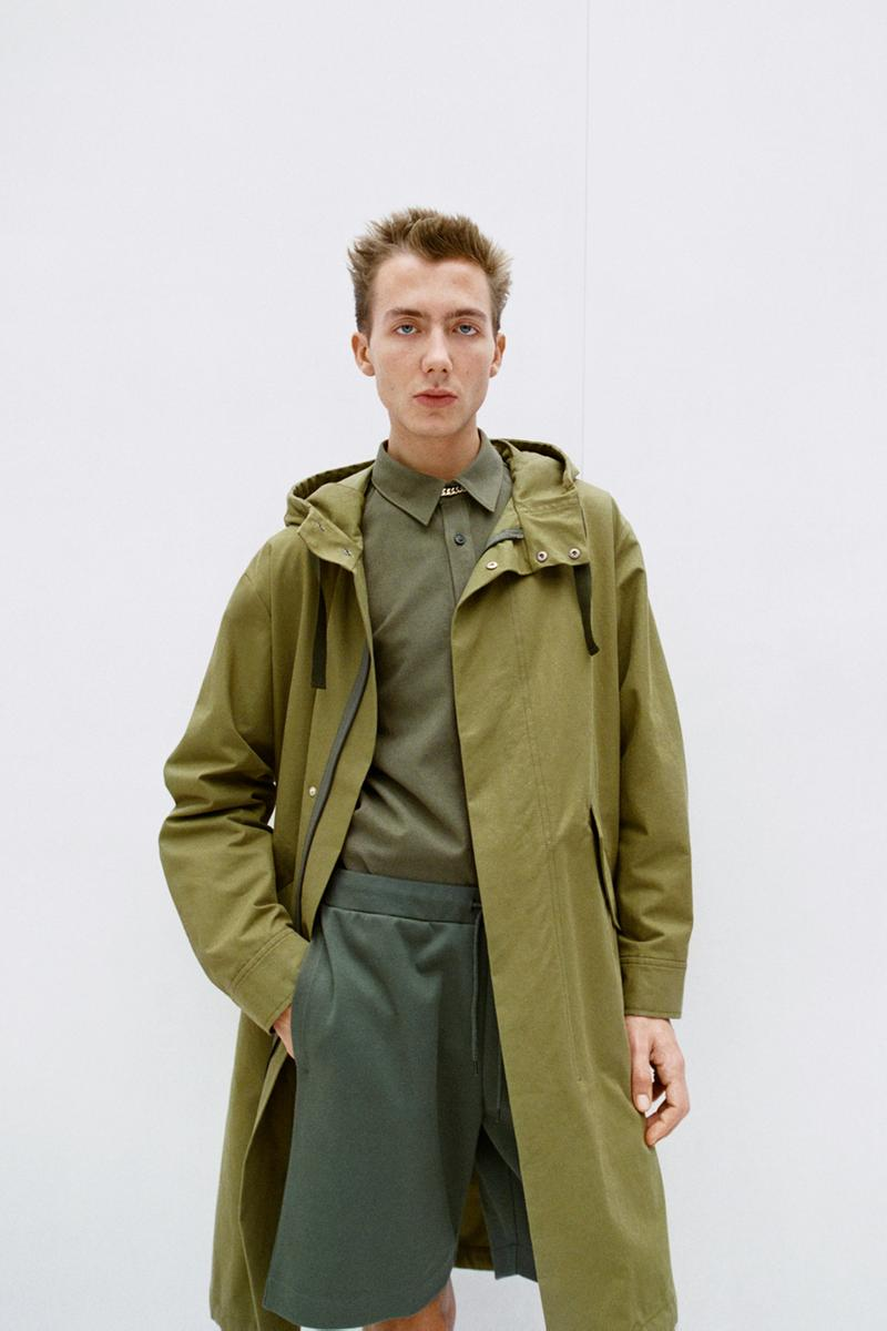 A.P.C. Spring/Summer 2021 Collection Lookbook SS21 Jean Touitou Mens Womens Looks Mini Bags Tailoring Shirts Asymmetrical Denim Jeans Sandals Roman Jewelry