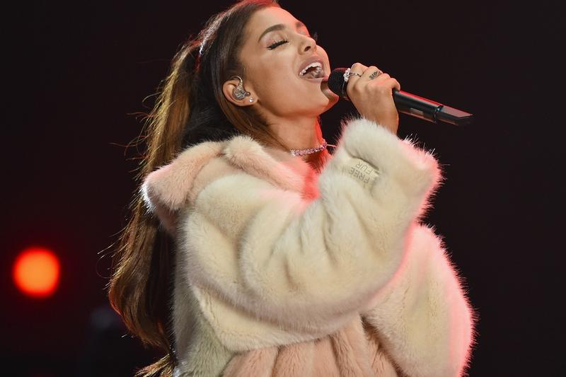 Ariana Grande Positions Trippie Redd Pegasus First Week Projections rapper hip hop pop billbord 200 100 hits songs albums tracks lp record first