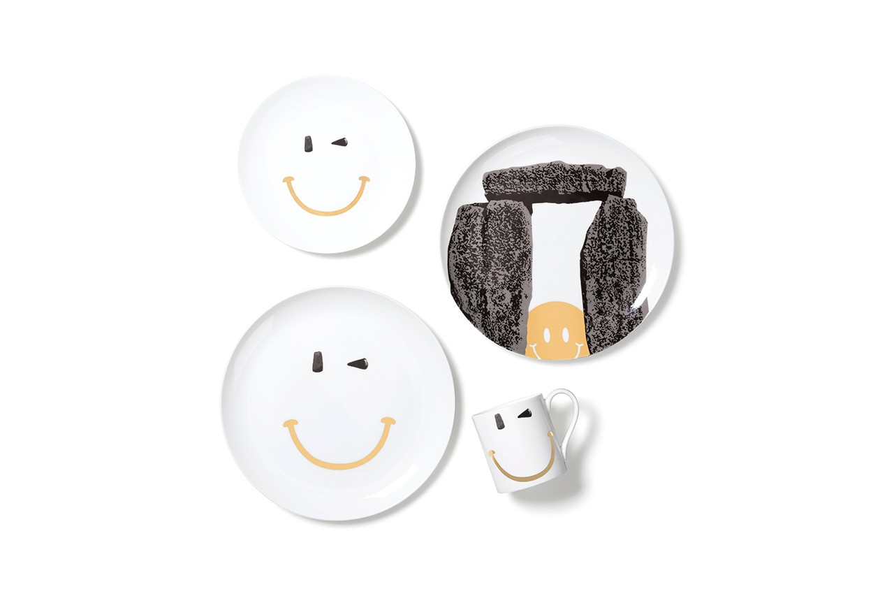 jeremy deller aries christmas 2020 gift shop plates mugs tableware details release information presents guide