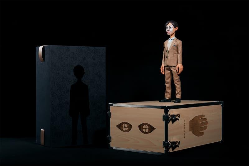 ArTy ReTro Zeng Fanzhi: The Mask Figure Release Info