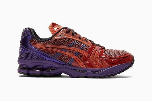 "ASICS GEL-KAYANO 14 ""Classic Red/Classic Blue"""