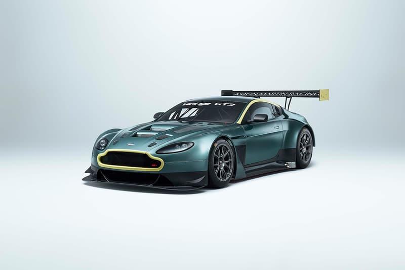 Aston Martin Vantage Legacy Collection Release Info Hypebeast