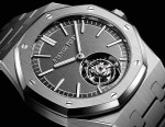Audemars Piguet Introduces Its First-Ever Selfwinding Flying Tourbillon Royal Oak