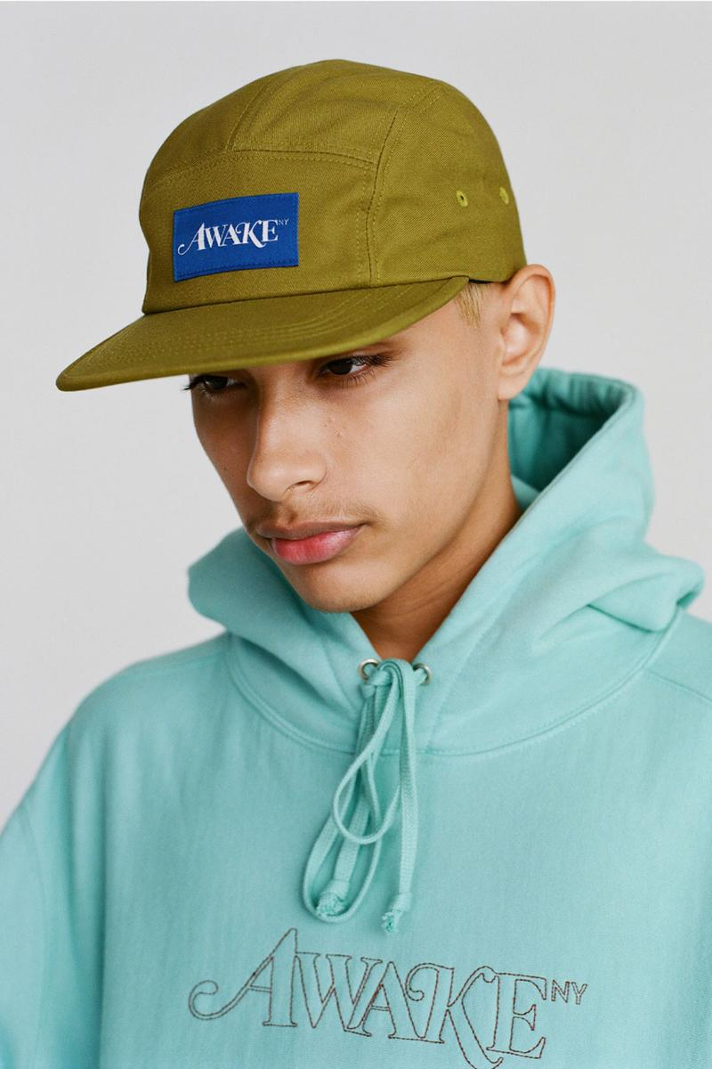 awake ny fall winter collection lookbook release
