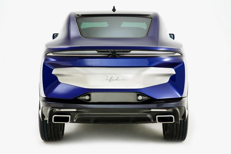 Aznom Palladium Ram 1500 TRX Coach Built Limited to 10 Units Luxury SUV Crossover Italian Automotive Design Rolls-Royce Cullinan Sedan Truck 4x4 Futuristic Speed Power Performance V8 700 BHP