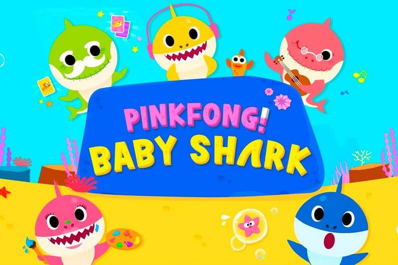 Baby Shark Receives RIAA Diamond Certification status recording industry youtube