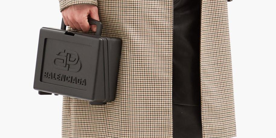 Please Don't Put Your Sandwich in Balenciaga's $1,980 USD Lunch Box Bag