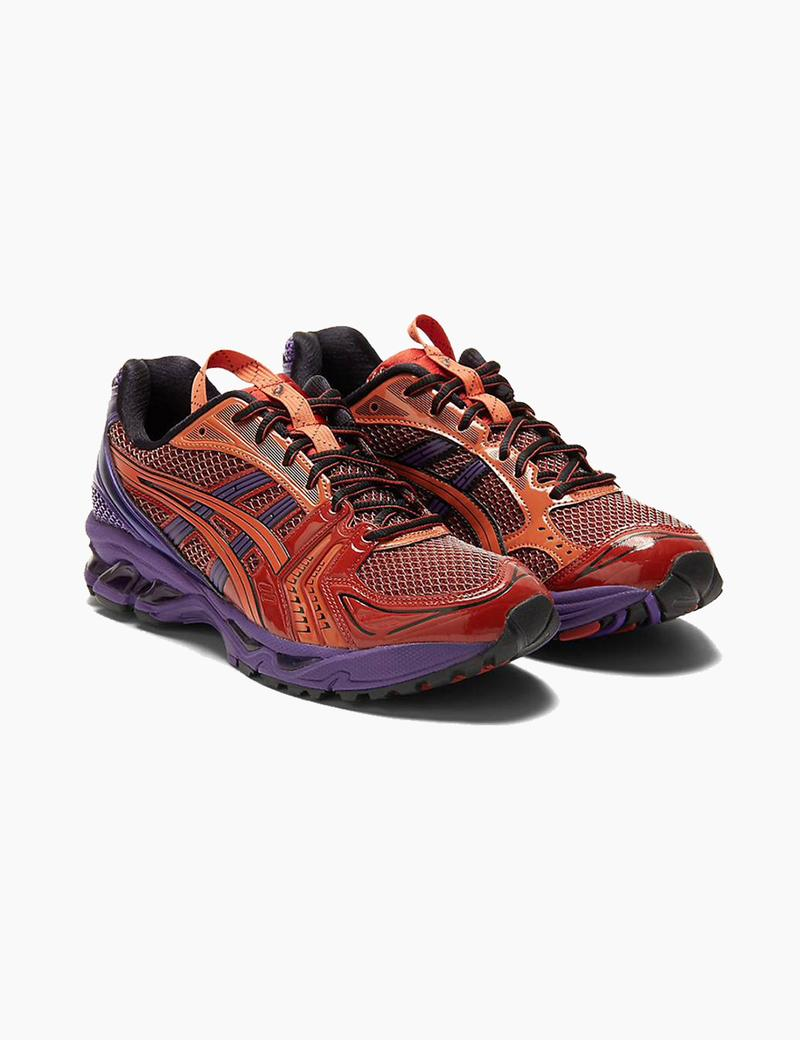 """ASICS GEL-KAYANO 14 """"Classic Red/Classic Blue"""" Release 2020 Where to Buy"""