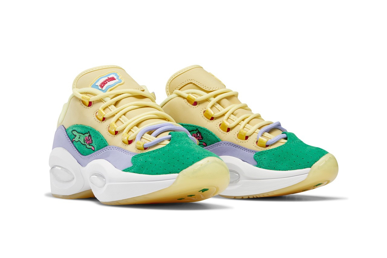 bbcicecream reebok question low running dog fz4345 fz4346 g55351 official relese date info photos price store list buying guide