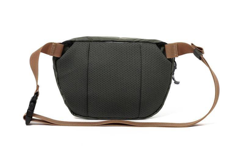 beams boy Arc'teryx waist pack mantis 1 olive fall winter 2020 autumn colorway release information japanese