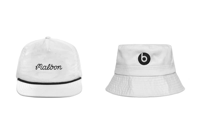 Beats by Dre Malbon Golf collab Collection Release info Schoolboy Q, Cameron Champ Sir Nick Faldo
