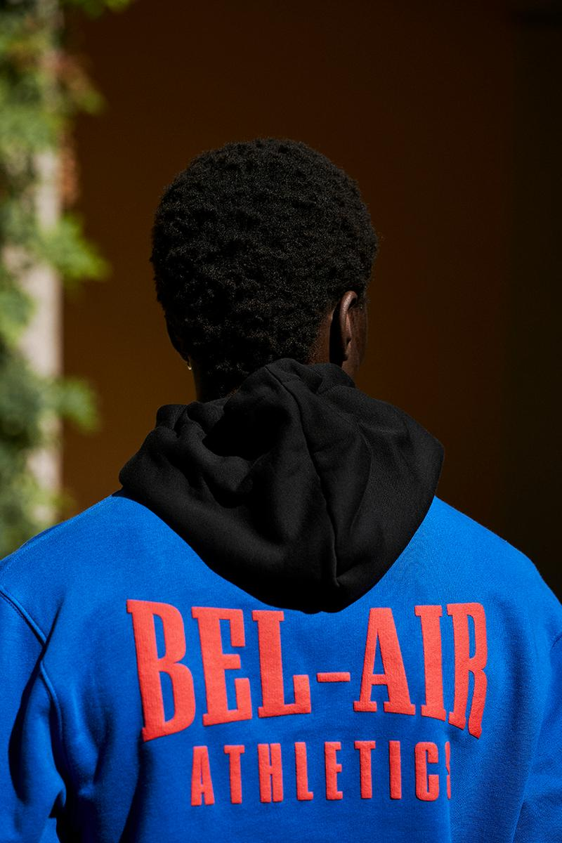 bel air athletics will smith first drop fall winter 2020 spring summer 2021 release information varsity jacket details