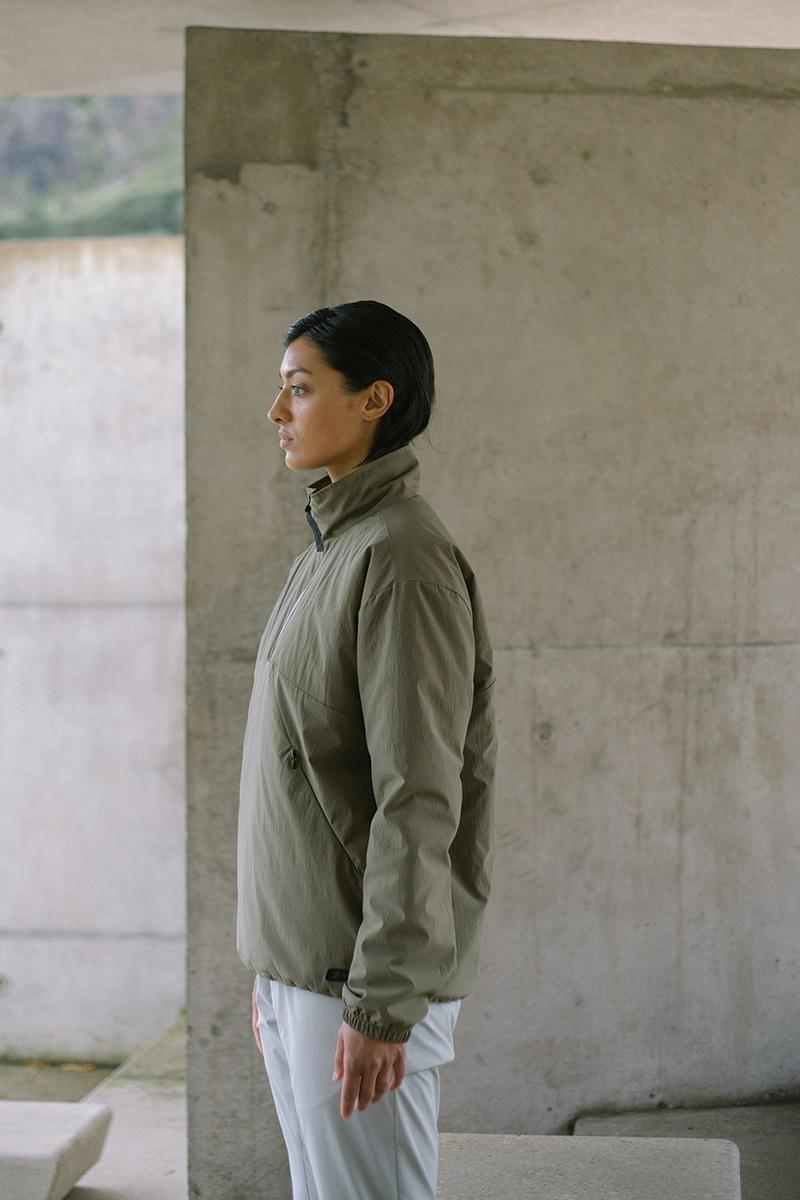 Berghaus Reimagines Classics With Blueprints Collection Outdoor Material Innovation Collaboration Kestin Hare