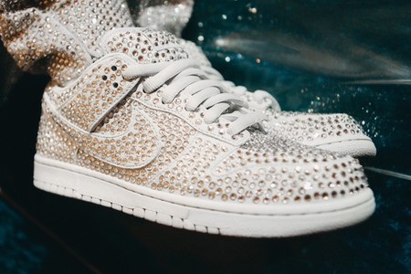 Cactus Plant Flea Market's Bedazzled Nike Dunk Low Shines Bright In This Week's Best Footwear Drops