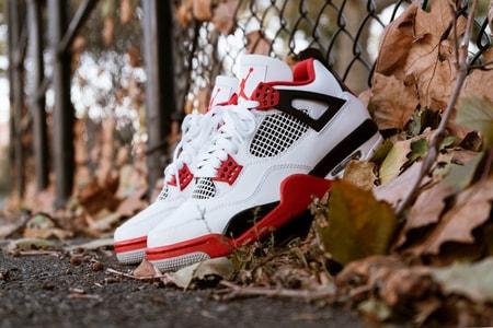 "Air Jordan 4 ""Fire Red"" Cranks up the Heat for Black Friday Week's Best Footwear Drops"