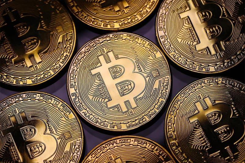 bitcoin cryptocurrency finance trade market capitalization 17000 315 billion usd volume surge record high