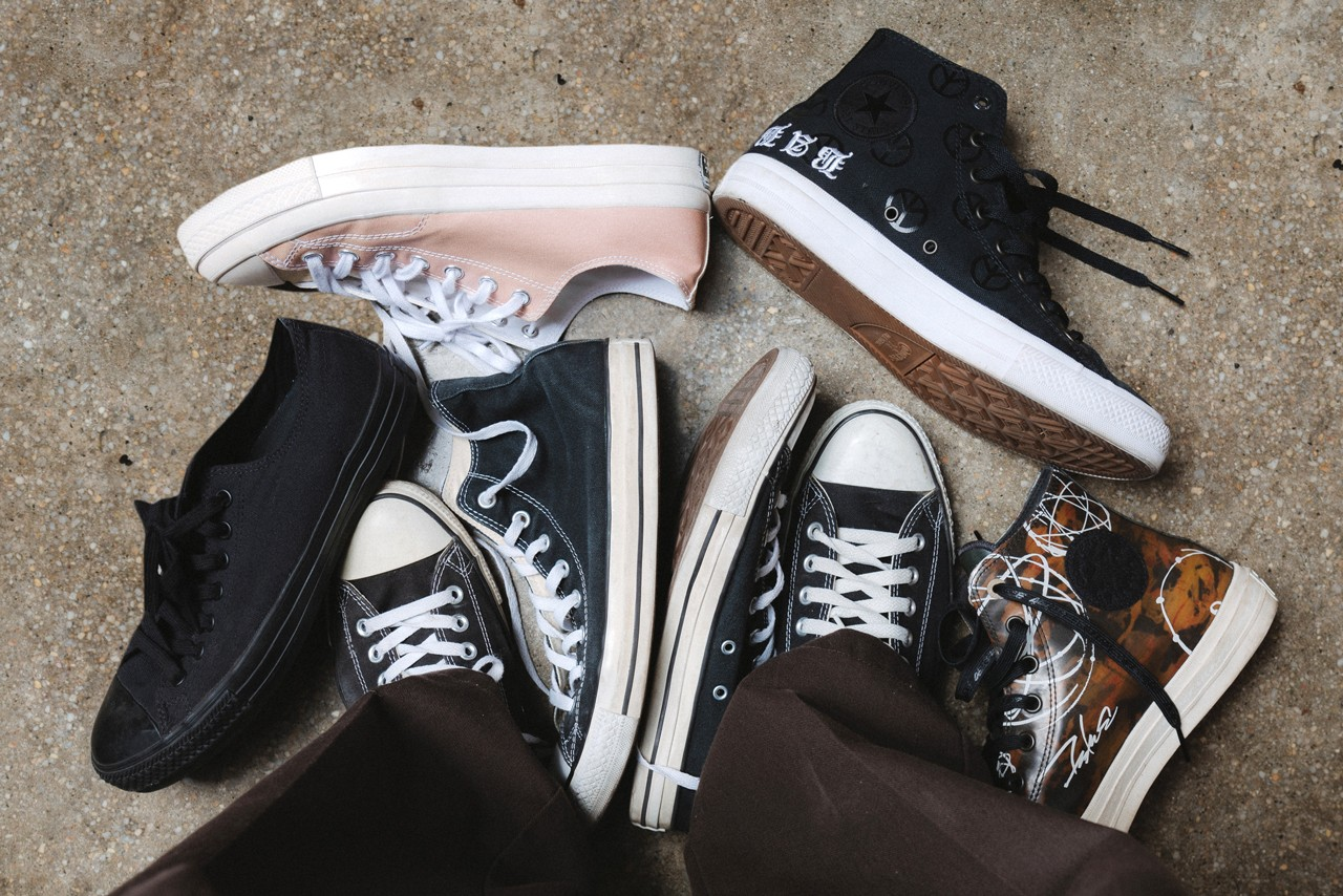 sole mates bobby hundreds the converse chuck taylor all star hi high interview q and a conversation official release date info photos price store list buying guide