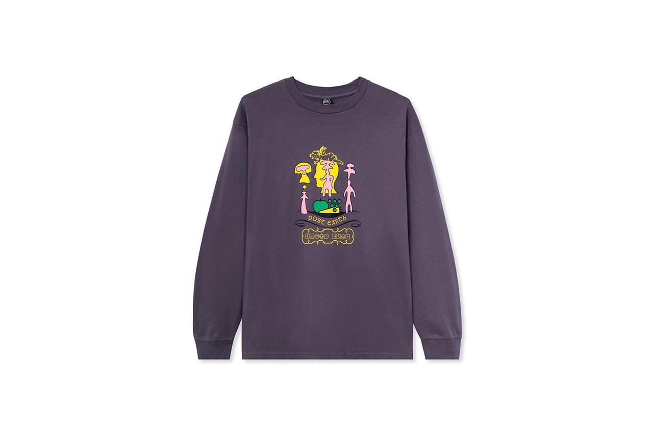 brain dead duck sweater pink green hoodie blue zip up jacket sweatpants release info photos