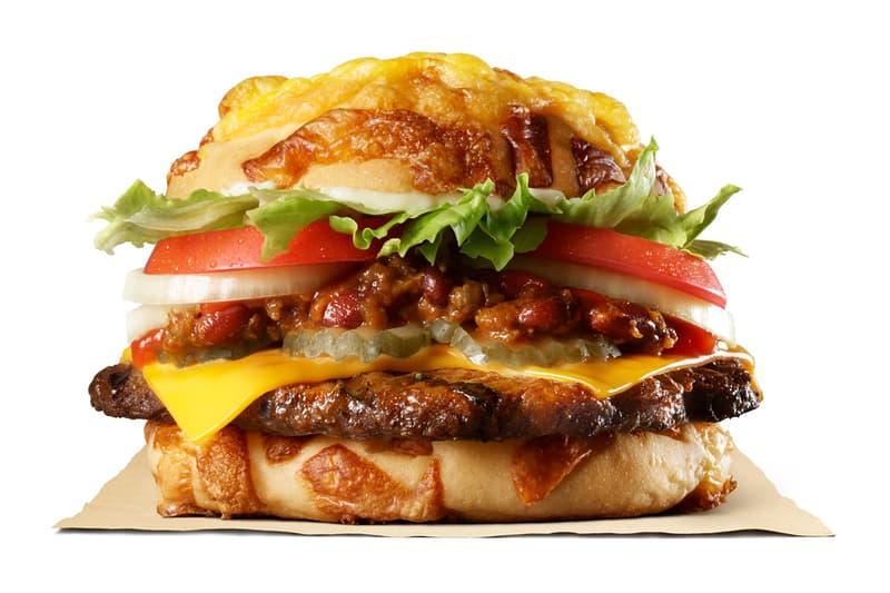 Burger King Japan Chicken de Ugly Burgers sandwich beef advertisement meal eat cheese